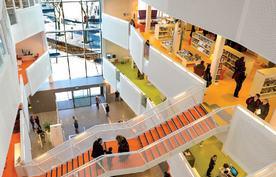 Les bibliothèques municipales françaises en 2013