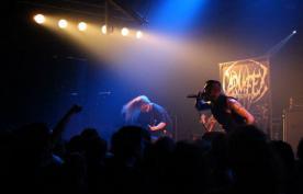 C'est du lourd : hard rock, heavy metal, hardcore...