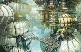 Johan Heliot : entre uchronie et dystopie